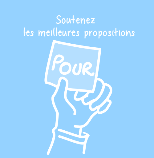 Illustration de propositions